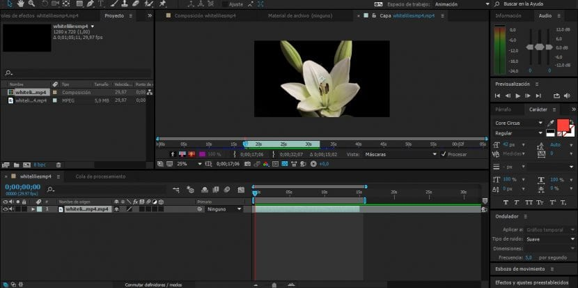 Rotoscopia en After Effects